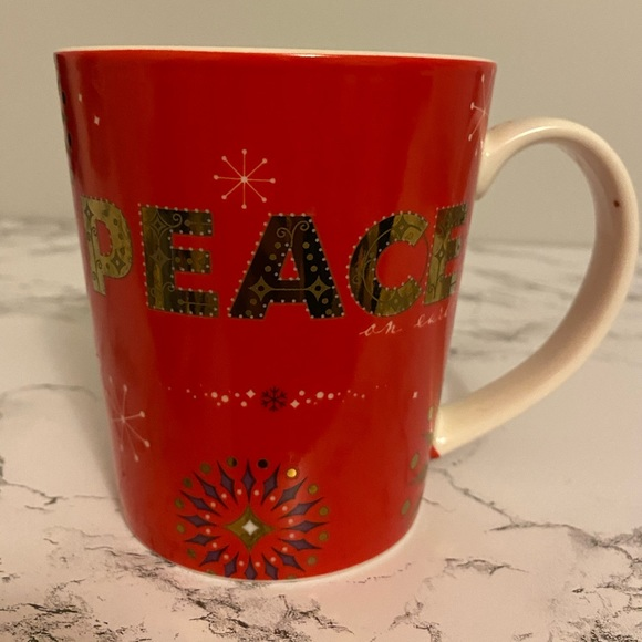 2016 Starbucks Holiday mug. Perfect conditions